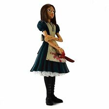 ALICE MADNESS Action Figure Toy Horror Creepy Doll Goth Electronic Arts 2000