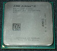 AMD Athlon II  X 4  2.6 GHz  Quad Core 620 Processor, ADX620WFK42GI, AM2+ / AM3