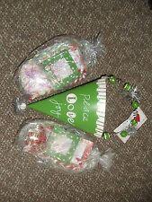 Dept 56 Sandra Magsamen Christmas Gift Container NWT Teacher Gifts