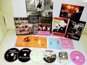 Joe Strummer And The Mescaleros/The Clash Bundle Streetcore Rock Art X Ray Style
