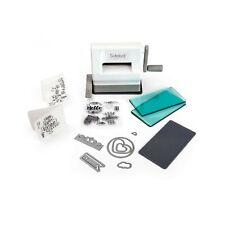 Sizzix 661770 Sidekick Starter Kit Weiß/grau