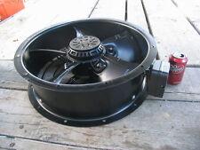 """20"""" dia. X 6"""" AC Axial Fan, 1.2/.75A, 3phase-400/480v(EBMPAPST#W4D450-IG01-01)"""
