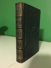1872 La Divine Comedie Dante Alighieri French Divine Comedy Inferno Gilt