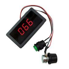 Digital Display Led 6V 12V 24V PWM DC Motor Controller Variable Regulator A3J5