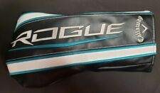 Callaway Rogue Driver Headcover Black- White - Aqua Perfect