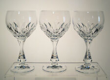 """VOLTERRA SCHOTT ZWIESEL Red Wine Glasses 6 1/8"""", SET of THREE"""
