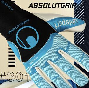 Uhlsport Absolutgrip HN # 301 Goalkeeper Gloves New Size 10