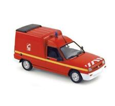 RENAULT 5 EXPRESS VAN 1995 FIRE ENGINE RED514002 Norev 1:43 New in a box! OVP
