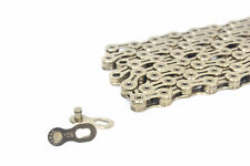Pyc Hollow-Pin Road Mtb Cyclocross Gravel Cycling Bike 10 Speed Chains 116L Gold