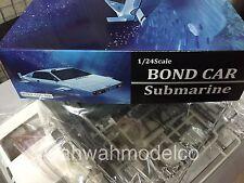 Fujimi 1/24 BONDCAR Submarine Model Kit Japan new .