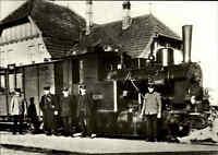 DDR Sammelbild Bäderbahn Bad Doberan - Kühlungsborn, anno 1914 Bahnhof Arendsee