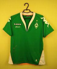 Werder Bremen jersey shirt 2007/2009 Home football soccer kappa Women Size 42