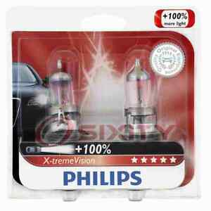 Philips High Low Beam Headlight Bulb for Jeep Compass Liberty Patriot zf