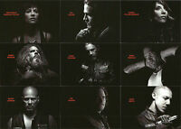 Sons of Anarchy Seasons 6&7 ~ MINI-MASTER SET (Base+4 Chase Sets) 99 Cards Total