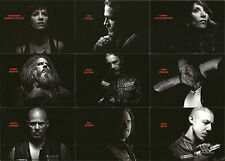 Sons of Anarchy Seasons 6&7 ~ GALLERY, MUGSHOTS & BRAWL Chase Card Sets