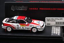 Toyota Celica GT-Four #1 1989 Australia Rally *Juha Kankkunen* - HPI #8084 1/43