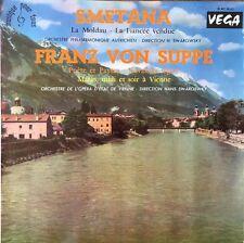 Smetana (La Moldau) - Franz Von Suppe (Poète et paysan), ... - Vinyl LP 33T