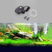 Professional Aquarium Fish Tank Pond Pump Hydroponic Oxygen 2 Air Bubble Disk