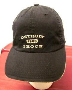 DETROIT SHOCK youth hat WNBA basketball 1998 embroidery cap Michigan snapback