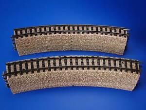 MARKLIN H0 - 5100 - 10x binari curvi / versione 3 / ottime condizioni