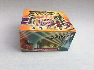 WOTC Pokemon Gym Heroes Booster Box EMPTY