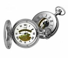 Lever Brass Mechanical (Hand-winding) Pocket Watches