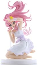 Gundam Seed Destiny Figurine Figure Lacus Clyne Seed Heroines 3 White Dress