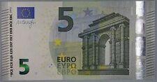 BANCONOTA 5 EURO ITALIA S002 FDS UNC DRAGHI 2013