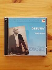 Casadesus spielt Debussy. 2 CDs