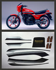 Kit comp.Kawasaki GPZ 550  - adesivi/adhesives/stickers/decal