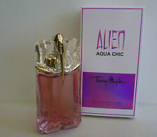 1x THIERRY MUGLER Alien Aqua Chic Light Eau de Toilette Spray Perfume, 60ml BNIB