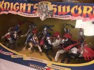 Britains Knights Of The Sword.