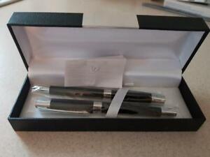 Thierry Mugler Schreibset Geschenkbox Etui mit Kugelschreiber & Bleistift