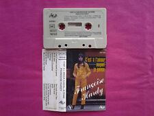 K 7 Cassette / Françoise Hardy – C'est A L'Amour Auquel Je Pense / FR 1982