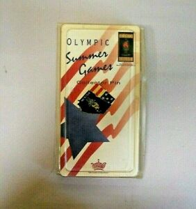 1996 Atlanta Summer Olympic Games Collector Pin