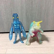 Ultraman Ultra monster series Neronga & Alien Baltan Limited Model Set Rare