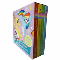 My Little Pony Collection 4 Books Box set My first Board book Collection Pack