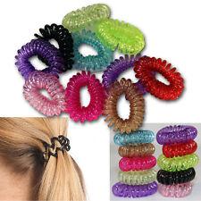 HAIR BAND BOBBLES GIRLS ELASTIC HAIR ACCESSORIES  X 48 packs of 10 BNWT £3.00