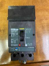 Square D Powerpact 3 Poles 600V Circuit BreakerJja36175