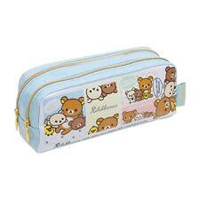 San-X Rilakkuma pen case twin pen pouch PY64301