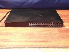 Dell PowerConnect 5424 24 Port Gigabit Layer 2 Managed Switch 4 SFP Ports