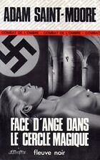 ADAM SAINT-MOORE / FACE D'ANGE DANS LE CERCLE MAGIQUE