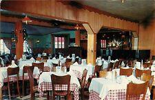 Interior View, Blue Swan Restaurant, West Passaic Street, Rochelle Park NJ