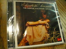 ELISABETH-SERENADE - THE GUNTER KALLMANN CHORUS - XXI - CD