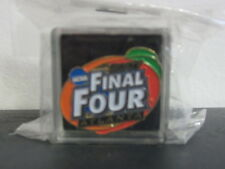2007 NCAA Final Four Press Media Pin Atlanta In Original Sealed Package