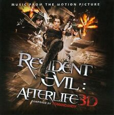 Resident Evil: Afterlife, Tomandandy Soundtrack