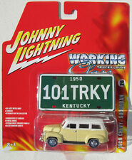 JOHNNY LIGHTNING WORKING CLASS 1950 CHEVY SUBURBAN KENTUCKY STATE #26
