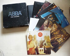 ABBA - THE ALBUMS - COFANETTO 9 CD + LIBRETTO - 2008 POLAR MUSIC