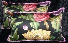 Handmade Floral Rectangular Decorative Cushions & Pillows