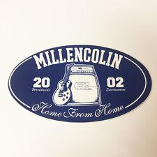 Millencolin sticker - Official band merch Epitaph vinyl sticker decal
